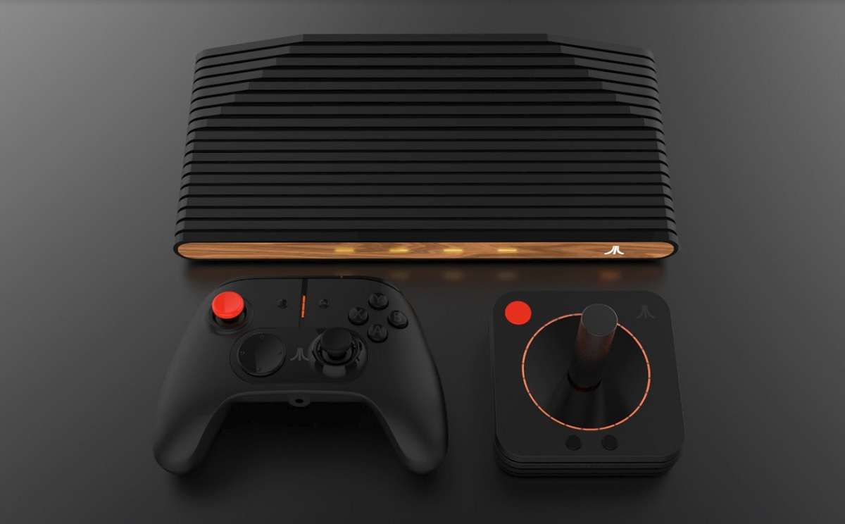 Ataribox is Now Atari VCS, Preorders Open in April for Retro-inspired Console