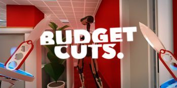 Budget Cuts brings its VR robot mayhem to Oculus and Steam on May 16