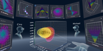 Virtualitics raises $7 million to bring mixed reality and big data to the sci-fi future