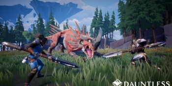 Dauntless: Making a different kind of monster hunting game