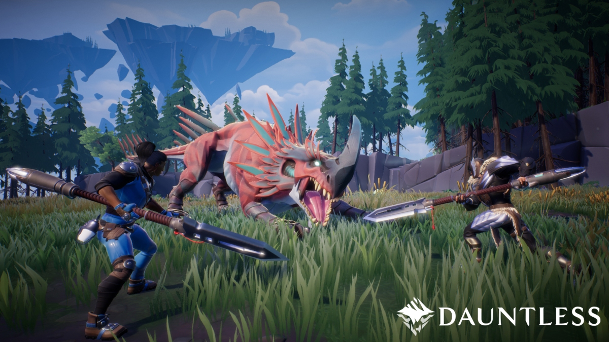 Dauntless: Making a different kind of monster hunting game | VentureBeat