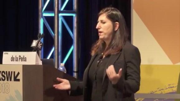 5G will be key to VR storytelling, journalist Nonny de la Peña tells SXSW