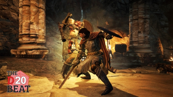 Dragon's Dogma: Dark Arisen carries on the tradition of superdungeons.
