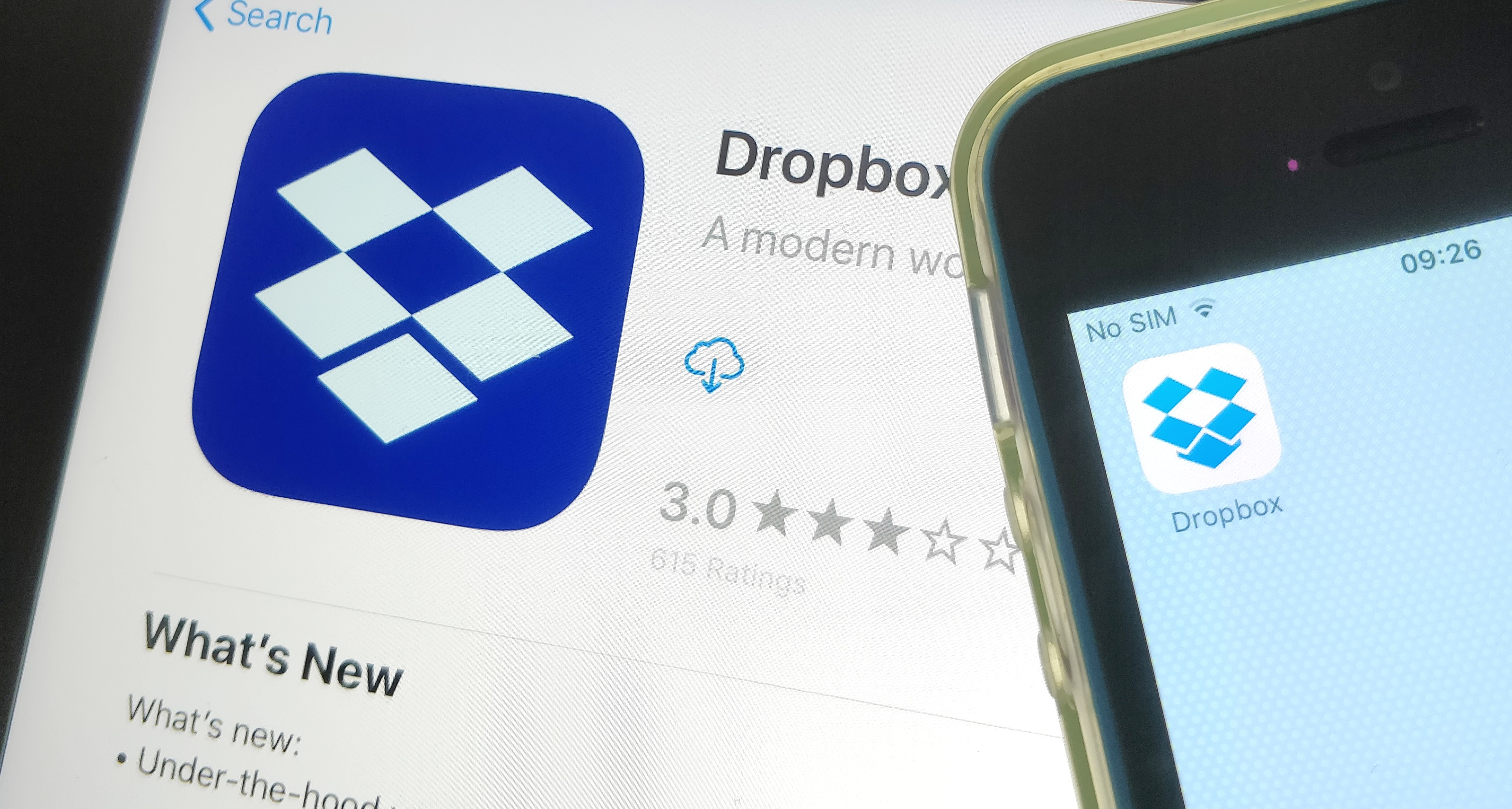 Dropbox set for $9.2bn valuation during IPO