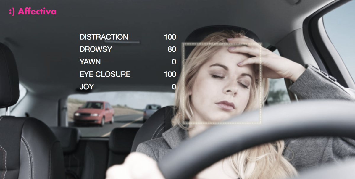 Affectiva Launches Emotion Tracking Ai For Drivers In