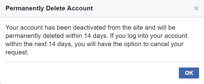 ProBeat: Deleting Facebook, step by step   VentureBeat