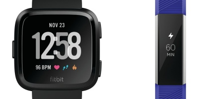 Fitbit's second smartwatch and first wearable for kids, the Versa