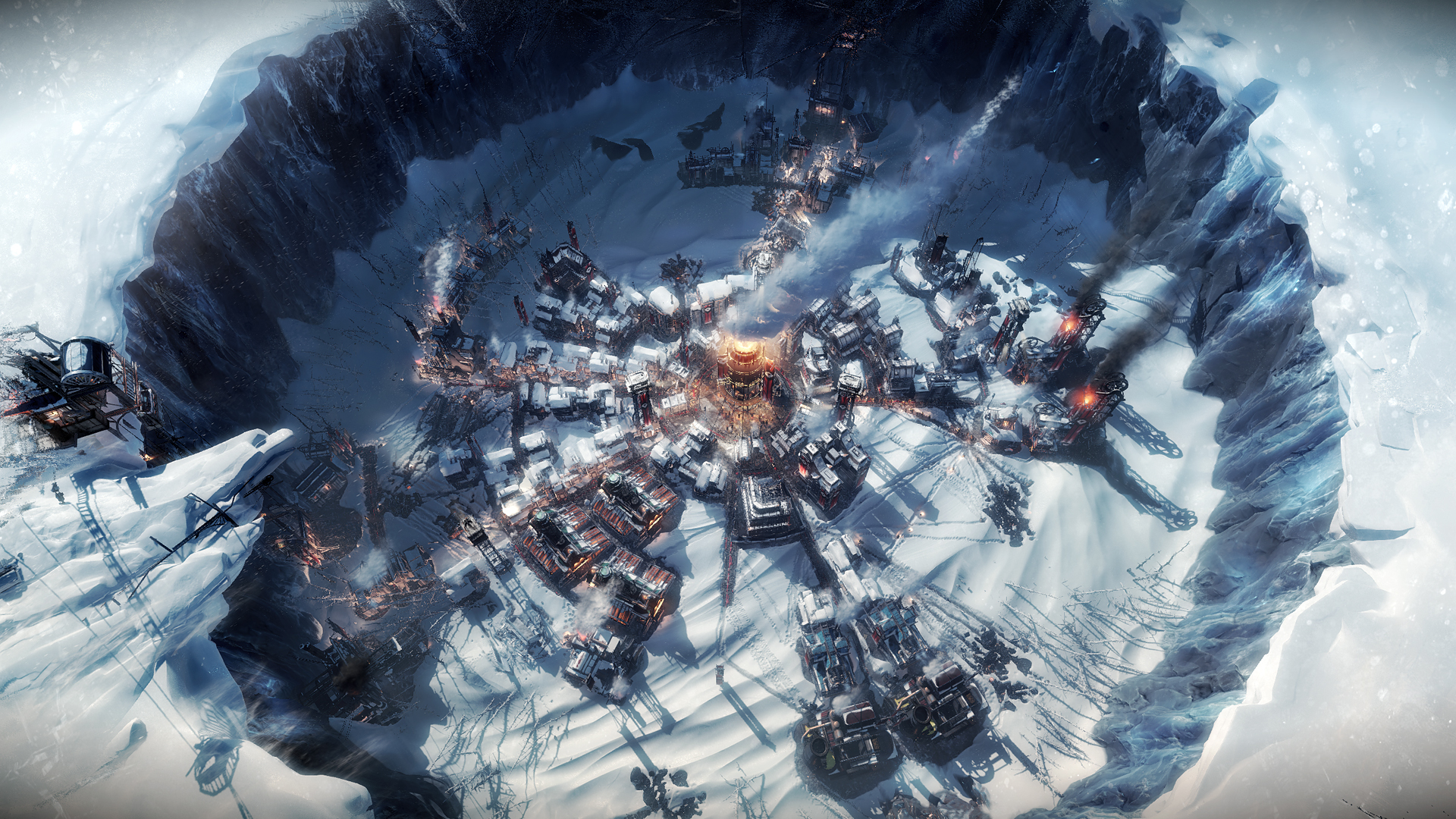 GamesBeat Latest																							 							Frostpunk's brutal tale of survival begins on April 24