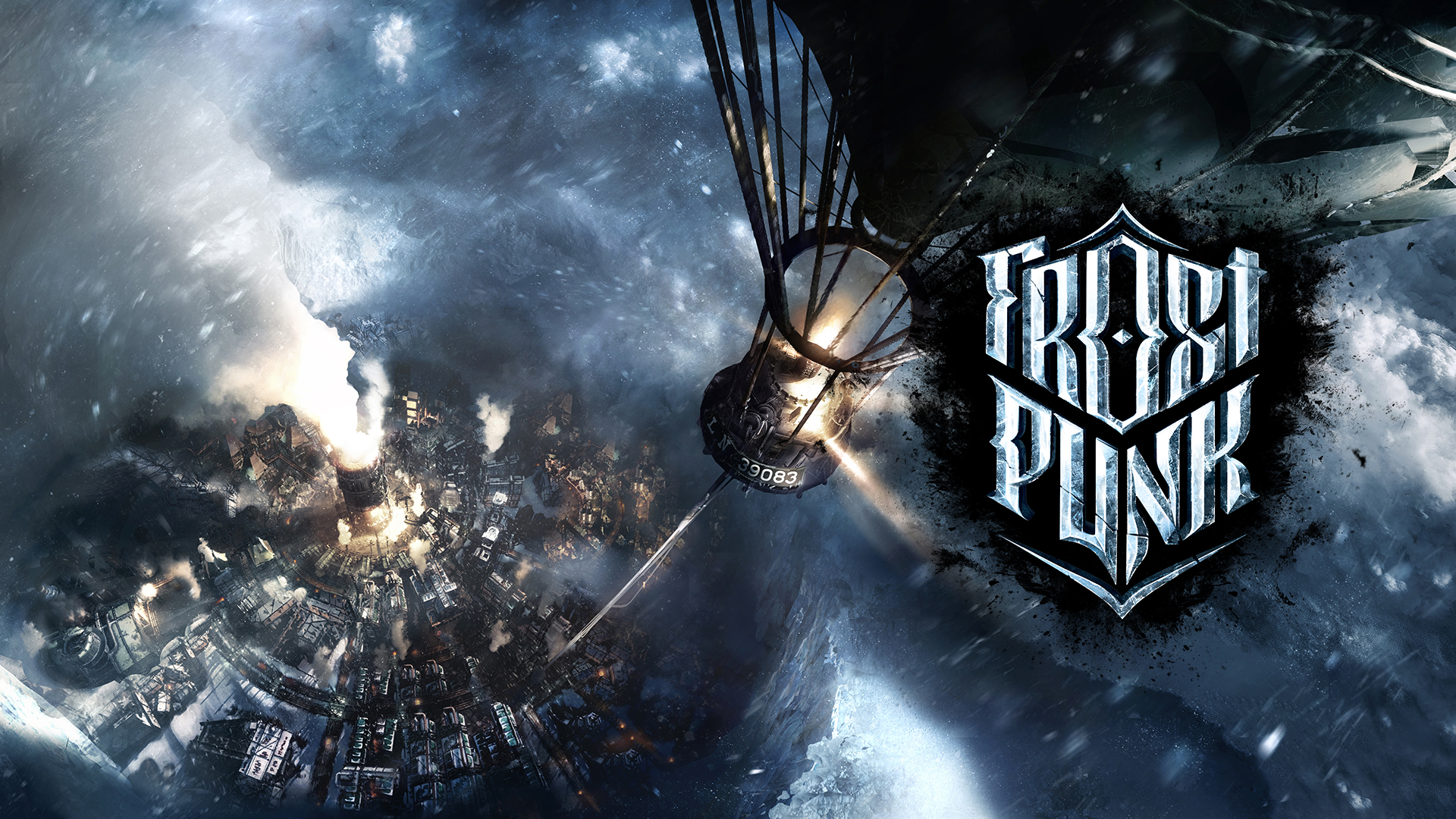 Frostpunk 2018 Game Wallpapers: Why Survival Sim Frostpunk Is Eerily Relevant