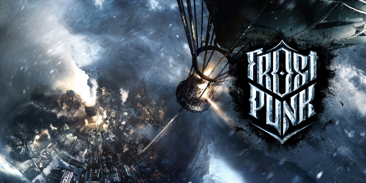 A bootleg version of Frostpunk was on sale on Amazon through a third-party seller.