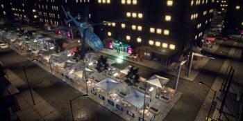 Google Maps helps developers make massive real-world games