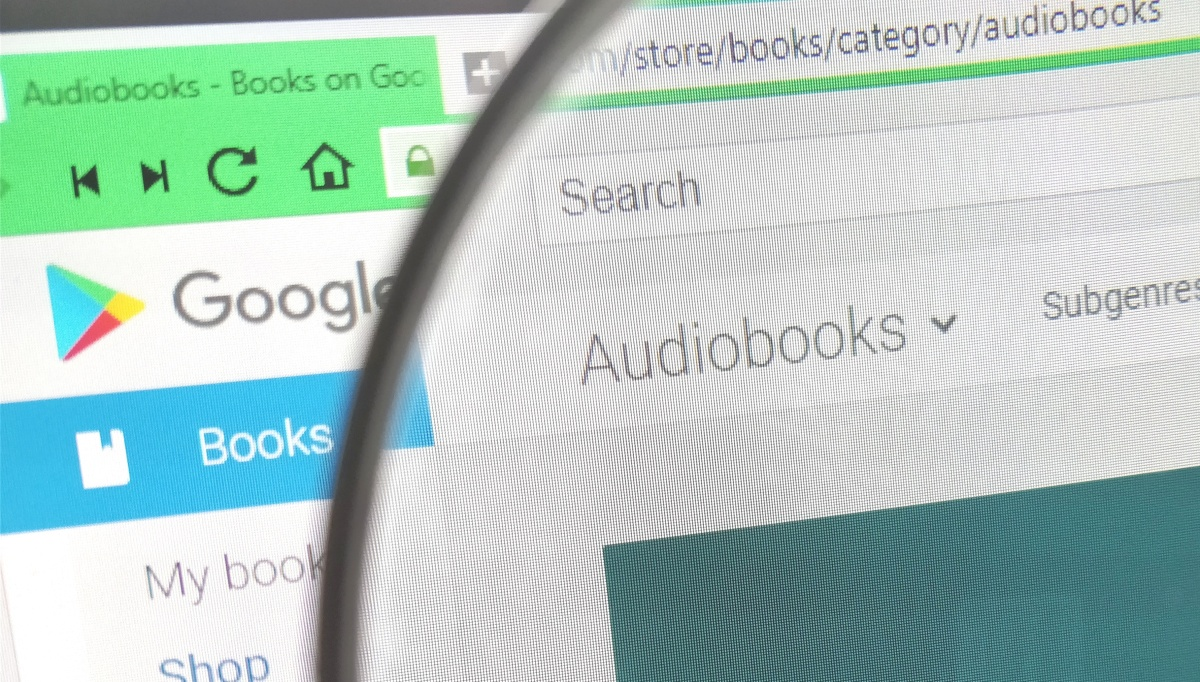 Google Play audiobooks updated with smart resume, bookmarks, and