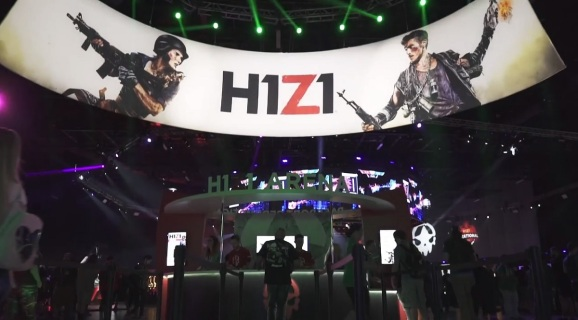 H1Z1 Pro League will hold battle royale esports competition in Las Vegas
