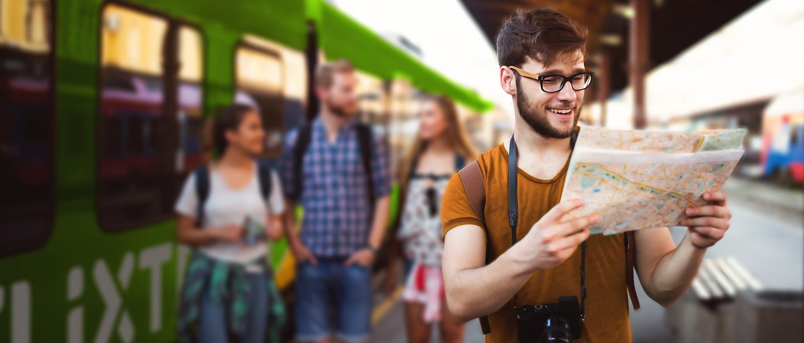 FlixBus Company Launches FlixTrain to Reinvent Rail Travel