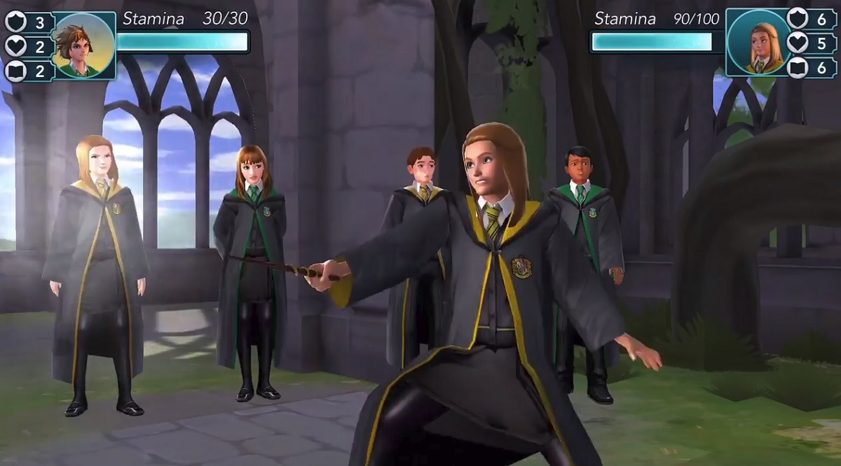 Hogwarts Mystery' Game's Latest Trailer Shows Off Wizarding Gameplay — Harry Potter