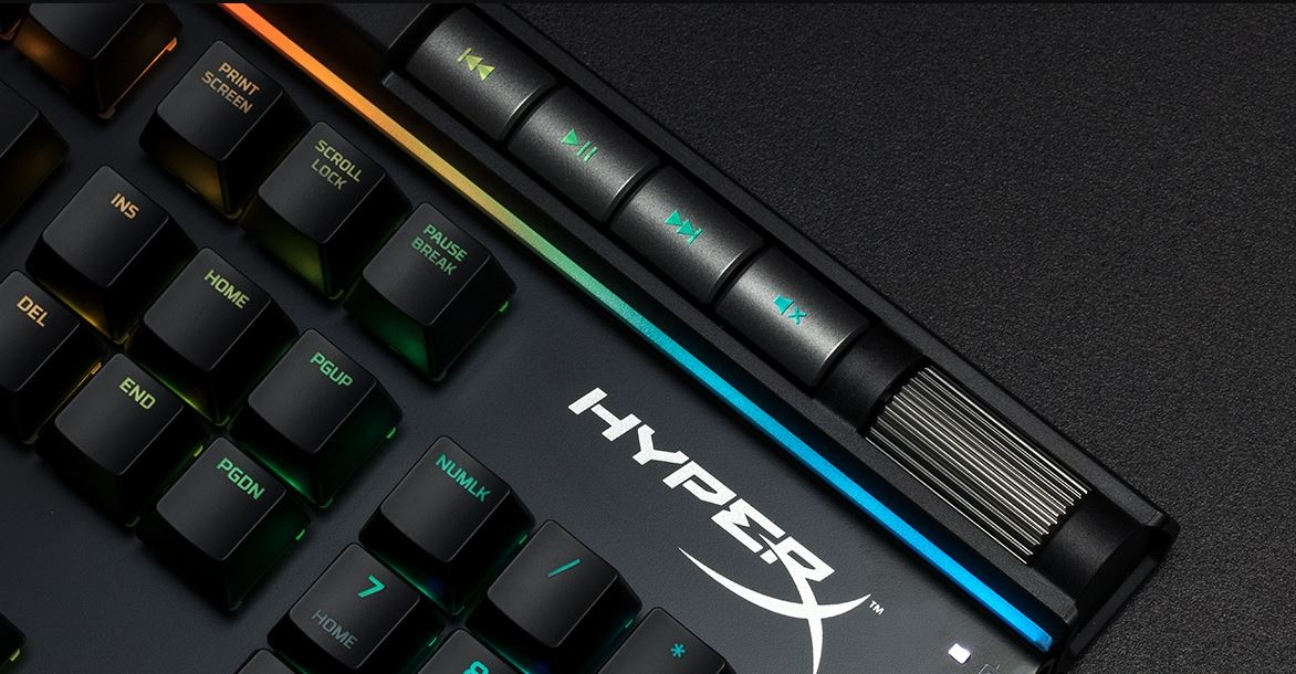 HyperX Alloy Elite's RGB update means LED lovers have a new
