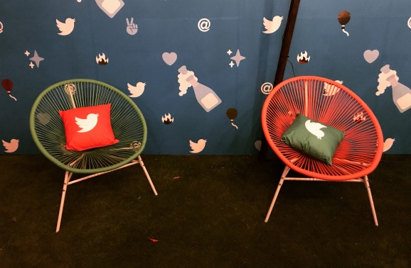 Twitter House at SXSW 2018.