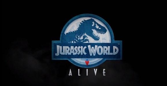 Ludia unveils Jurassic World Alive mobile game