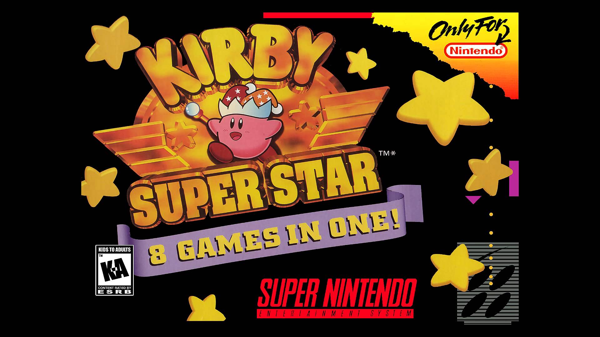 The RetroBeat: 1996's Kirby Super Star remains the pink hero's ...