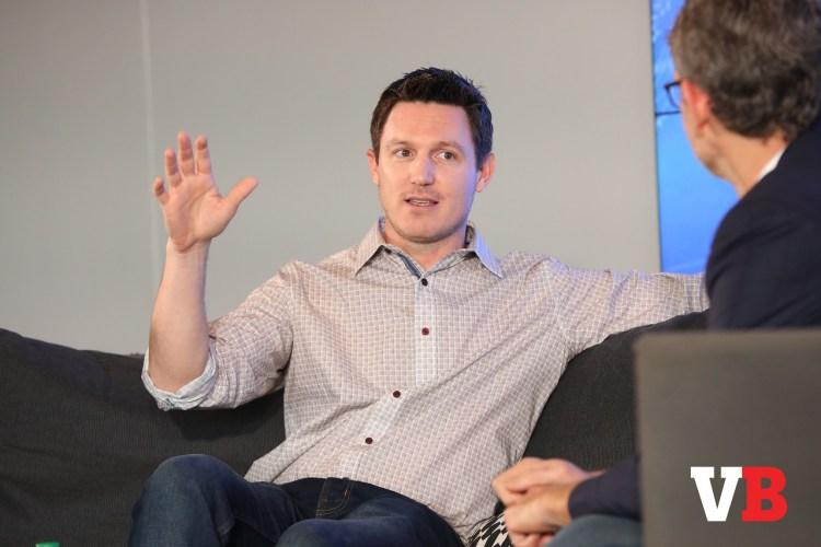 Jason Illian of Koch Disruptive Technologies at VentureBeat's Blueprint event in Reno, Nevada.