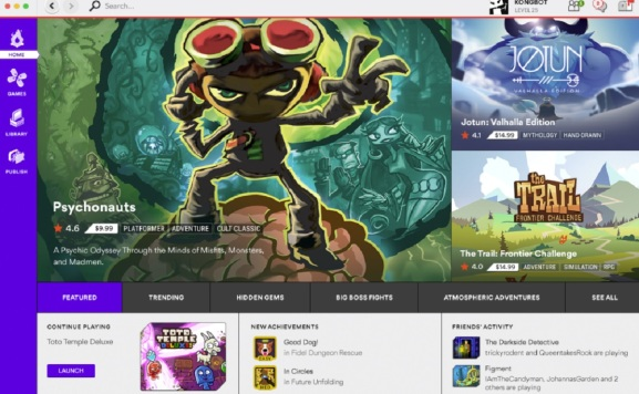Kongregate Has Announced It Will Launch A Community Driven Downloadable PC Games Platform Dubbed Kartridge Starting On November 1