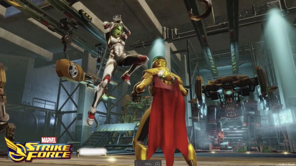 FoxNext Games debuts Marvel Strike Force mobile squad battle