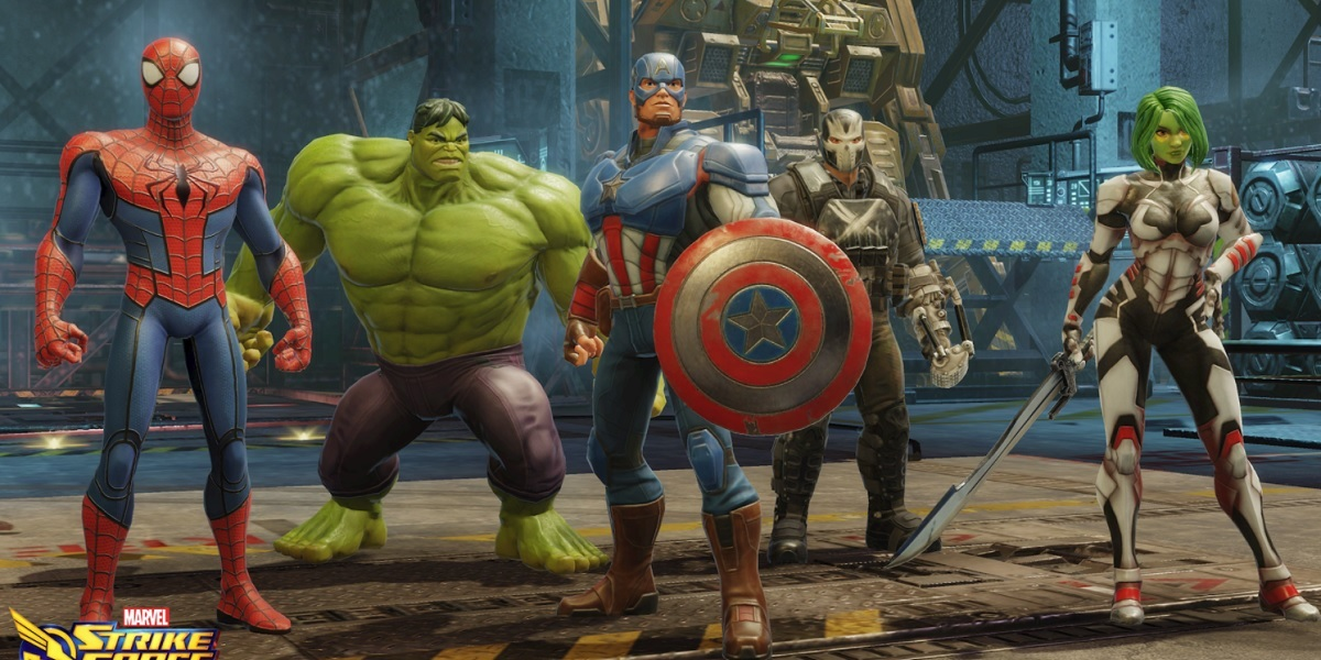Firaxis is making an XCOM game with Marvel heroes.