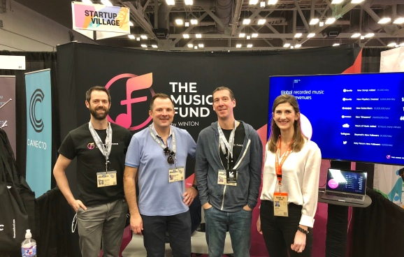 photo image The Music Fund wants to use AI to generate more royalties for musicians