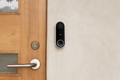 Nest Hello video doorbell and Nest-Yale smart lock now