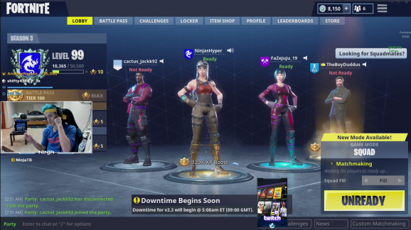Fortnite Is Call Of Duty S Latest Greatest Threat