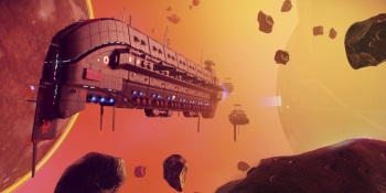 Is VR in No Man Sky's future?