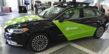 Nvidia debuts Drive Atlan system-on-chip for autonomous vehicles