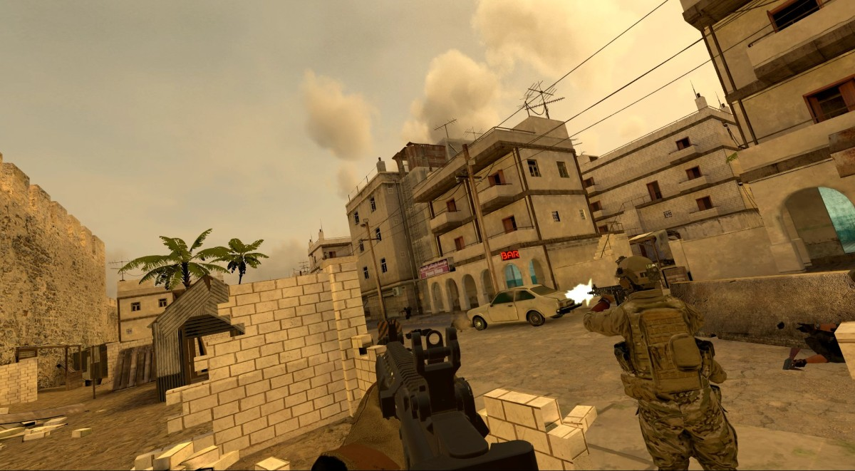Downpour Interactive Is Bringing Military Sims To Vr With Onward