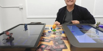 Blok.Party unveils blockchain-based game console called PlayTable