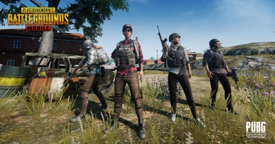 Game for Peace, PUBG Mobile's replacement in China, earns