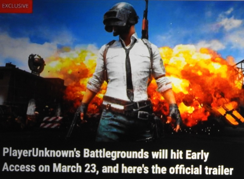 PlayerUnknown Brendan Greene points to PUBG's future after