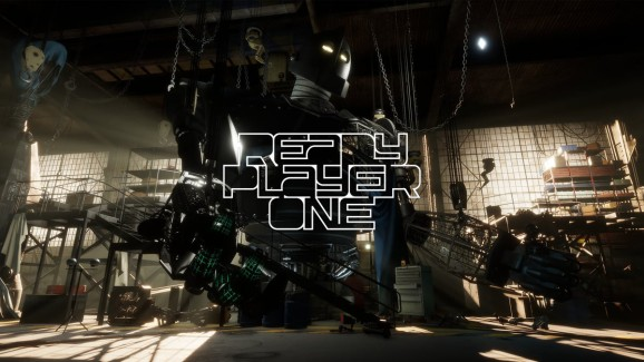 Htc Launches First Ready Player One Vr Apps Venturebeat