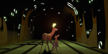 The IndieBeat: Way to the Woods shows nature thriving in a Studio Ghibli-esque postapocalypse