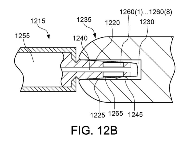 Apple patent application details waterproof Lightning