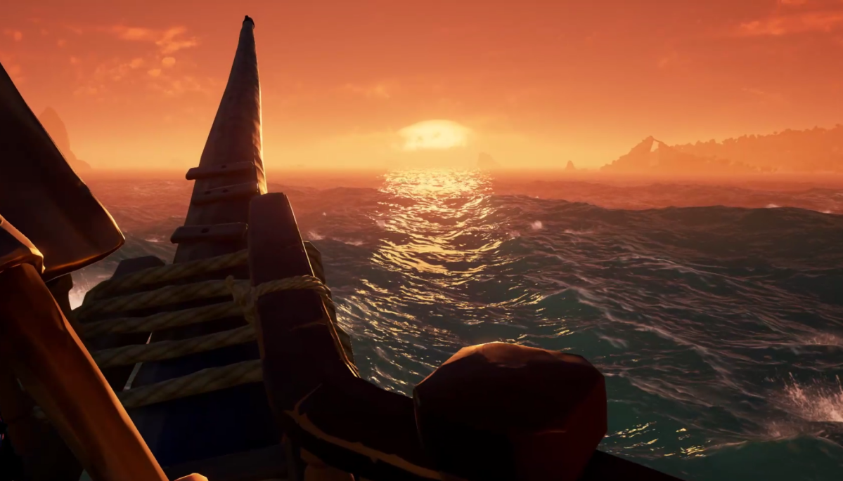 Sea of Thieves free update Ships of Fortune sets sail April 22 - venture beat