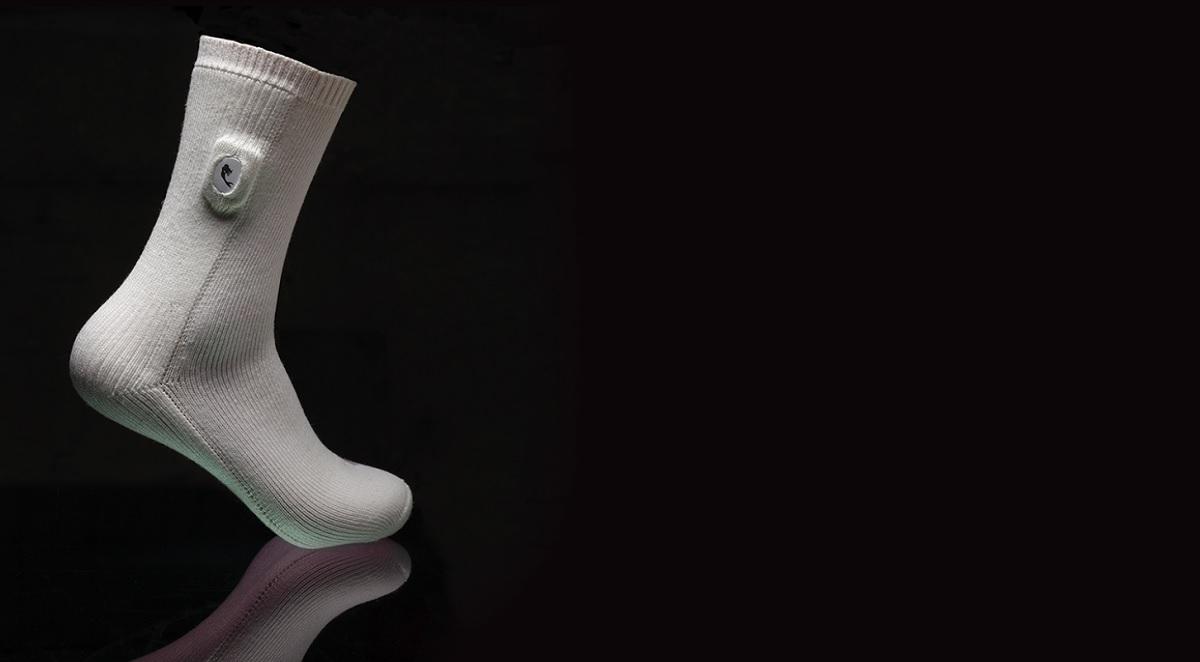 Siren unveils socks with microsensors that detect diabetes problems |  VentureBeat