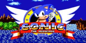 Sonic the Hedgehog's logo has a secret, weird backstory