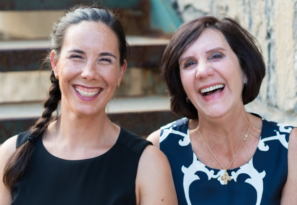 Mother-daughter duo joins Y Combinator to accelerate drug discovery platform Macromoltek