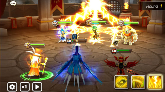 Summoners War mobile RPG has conjured over 90 million downloads