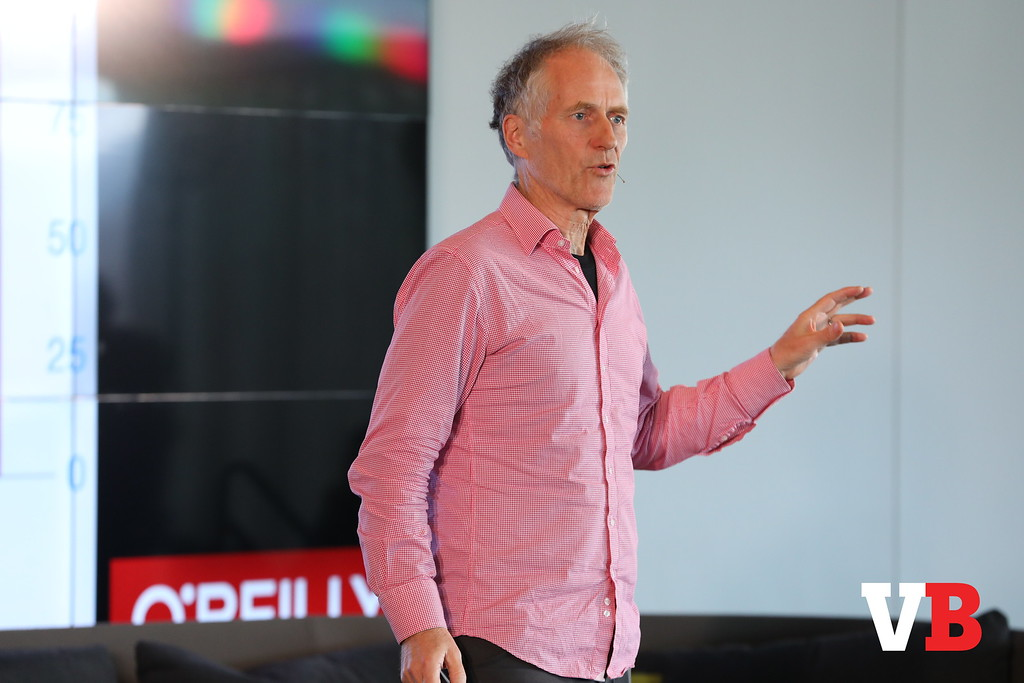 Tim O'Reilly to Tech Companies: Use AI to do More than Cut Costs