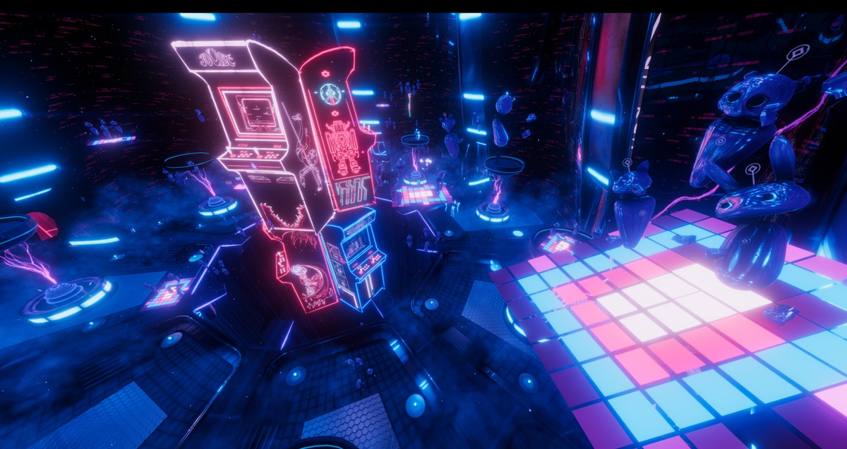 TheWaveVR launches Ready Player One music VR experience at
