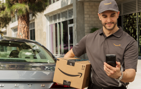 Amazon: In-car deliveries
