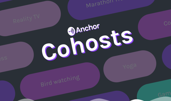 Anchor: Cohosts