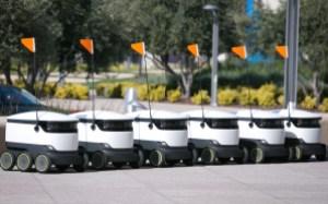 Starship Technologies Robots