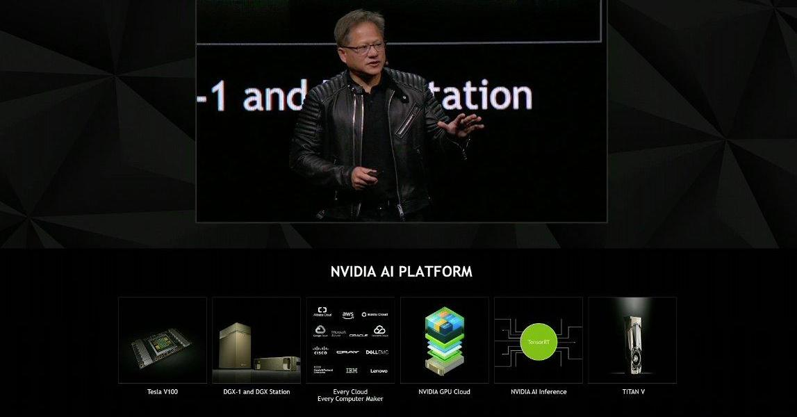 Jensen Huang, CEO of Nvidia